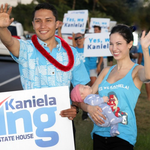 Hawaiian Congressional Candidate Kaniela Ing On Lush Left