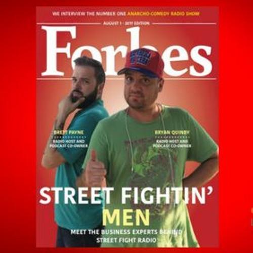 Murder Bryan Of Street Fight Radio On The Lush Left Podcast