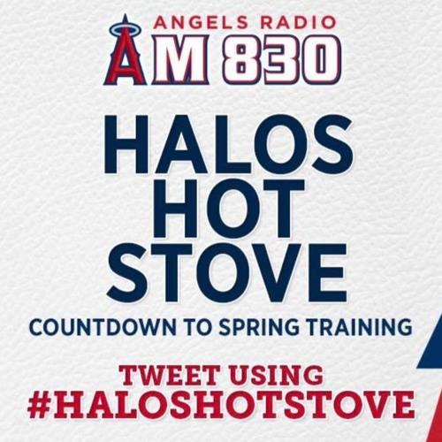 Halos Hot Stove Episode 4 (Guests: J Upton, K Calhoun, J Abbott)