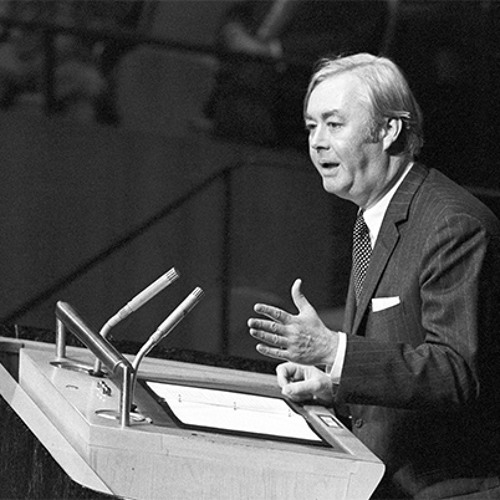 Greg Weiner on Moynihan, Israel, and the United Nations - Chapter 2