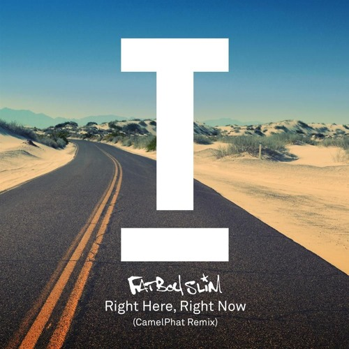 Fatboy Slim - Right Here, Right Now (CamelPhat Remix) - Toolroom Records