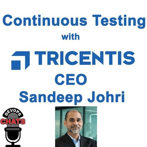 Continuous Testing w/ Tricentis
