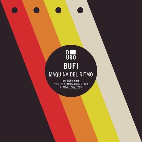 """DC Promo Tracks #143: Bufi """"Maquina del Ritmo"""" (Dub Mix)"""