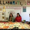 Students Cover Pinole School With Reproductions of Famous Paintings
