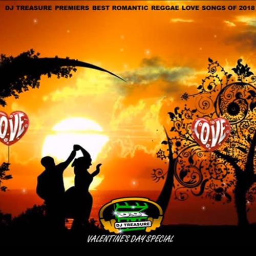 DJ Treasure - Best Romantic Reggae Love Songs (Jamaica Heart