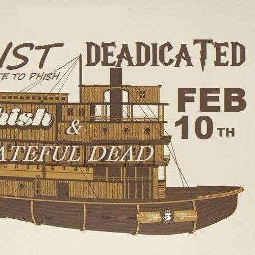 Deadicated - The Caspian Ball 2/10/18