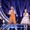 Incredible Little Boy and Girl sing You Raise Me Up by Josh Groban Jeffrey Li  Celine Tam
