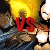 Infinite Source-Aang Vs Korra [AVATAR RAP BATTLE] Extended + Remastered