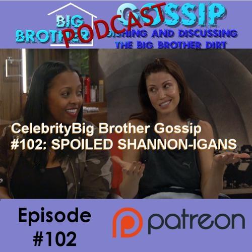 Celebrity Big Brother #102