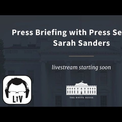 2.13.2018: Rob Porter Scandal - White House Press Briefing w/ Sarah Sanders