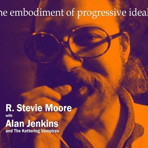 R Stevie Moore & Alan Jenkins - Go Slow / Taking it Down a Notch