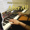 Peter Cetera & Cher - After All (arr. by Radu Stefureac), piano cover