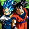 Migatte no gokui - Akira Kushida - (Official Ultra Instinct Theme)- Dragon Ball Super Portada del disco