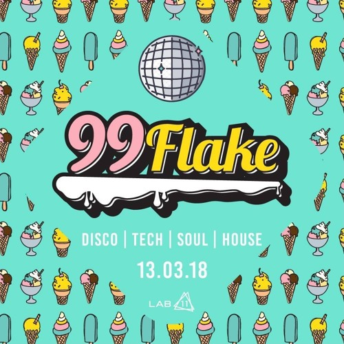 99 Flake, Lab11 Promo Mix