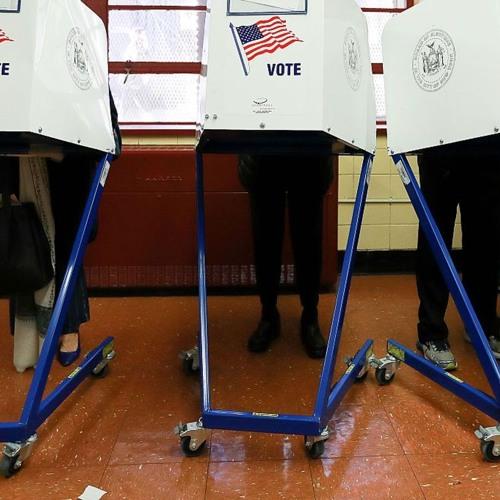 Greg Giroux on Democrats' Midterm Funding on Bloomberg Radio