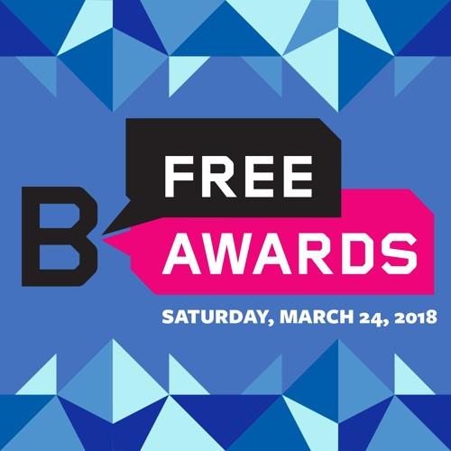B Free Awards People's Choice (B Spoke), VOTE TODAY!