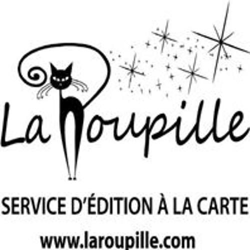 """Découvrez Caroline Larochelle des """"ÉDITIONS LA ROUPILLE""""."""