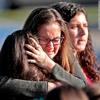 El tiroteo en la Florida es el cuarto incidente con armas en una escuela de EE.UU. en lo que va de 2018