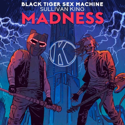 Black Tiger Sex Machine Madness
