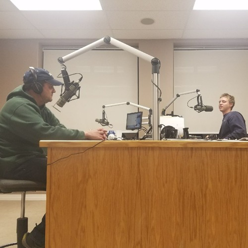 Paul Grafstrom joins the Roseau Rams coaches show