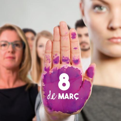 El 8 de Març jo faig vaga! (Dona)