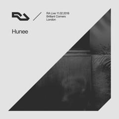 RA Live - 11.02.18 - Hunee at Brilliant Corners