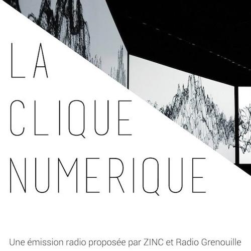 La Clique Numérique #24 - Les humanités numériques avec Anthony Masure et Michaël Cros
