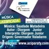SAUDADE MATADEIRA - Festival de Música de Paraty