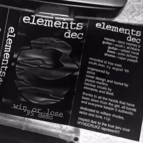 Elements DEC - Both Demos