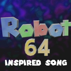 Behind The Waterfall   Robot 64 inspired song