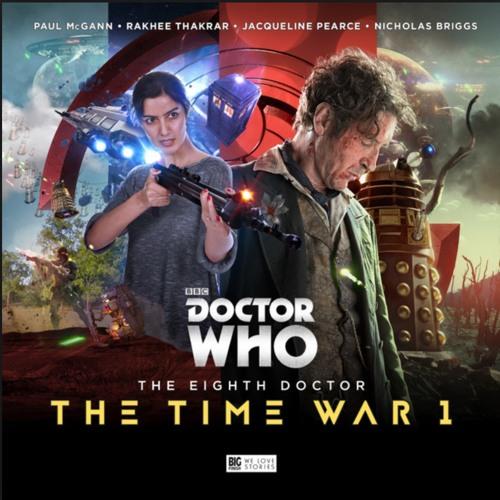 DW - THE TIME WAR - AYMOR (ORIGINAL SOUNDTRACK)