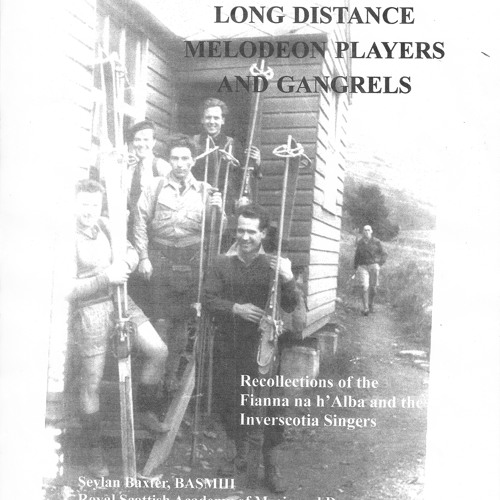 Hillwalkers, long-distance melodeon players and gangrels