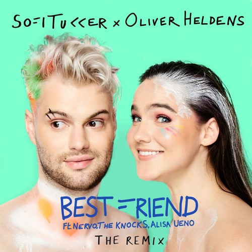 Oliver Heldens Remixes Si Tukker's 'Best Friend' With His Signature House Touches