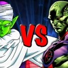 Infinite Source - Piccolo VS Martian Manhunter The Rap Battle