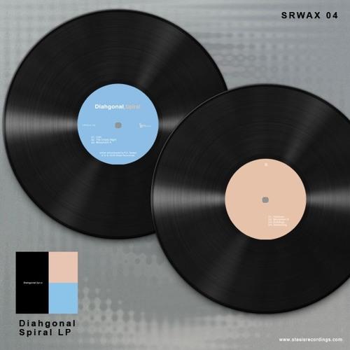 Diahgonal - Spiral (LP)  | SRWAX04