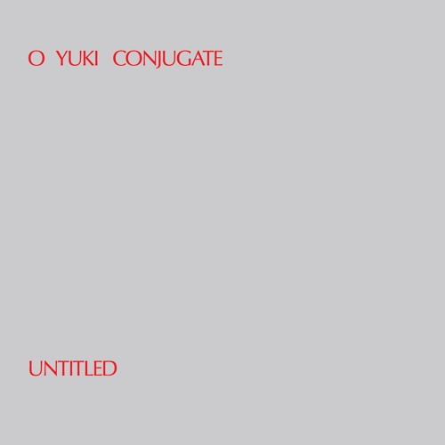 ERC051 - O Yuki Conjugate - Untitled
