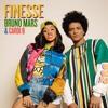 BRUNO MARS ft CARDI B - FINESSE (OFFICIAL AUDIO) Portada del disco