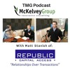 Episode 4: TMG Interviews Matt Stavish of Republic Capital Access on GovCon Financing