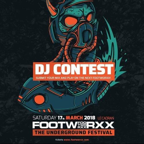 Footworxx - The Underground Festival DJ Contest mix by Multirave