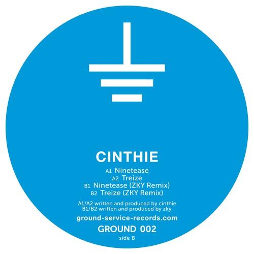 CINTHIE - TREIZE - Snippet (GROUND 002)