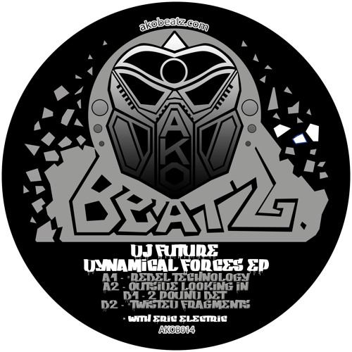 DJ Future - Dynamical Forces (EP) 2019