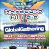 Brisk & Ham live at HTID , Global Gathering 2009