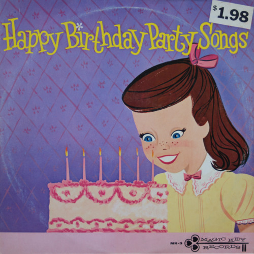 Magic Key Singers - Darling You Are One Year Older (ALL IN