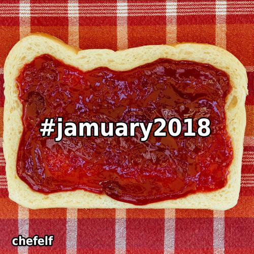 #jamuary2018 - Day 26 - Light Years