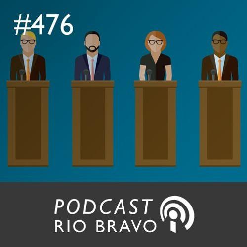 Podcast 476 – Bolívar Lamounier – A corrida presidencial e a fragmentação do cenário político