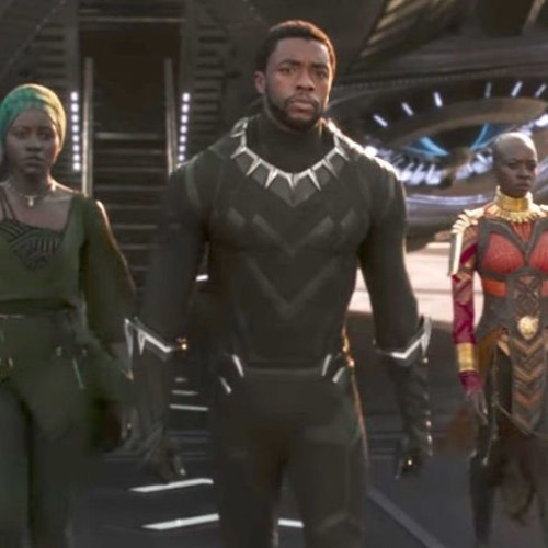 Episode 71 - Black Panther and NBA All Star Break