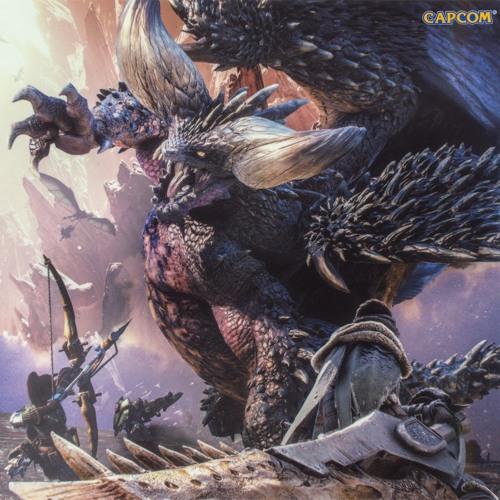 Monster Hunter: World Original Soundtrack / OST [ Disc 1 ] by Xeno
