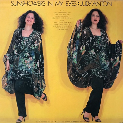 Judy Anton - Sweet Love Music (excerpt)