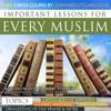 17 - Tafsir - Surah Al Zalzalah | Abu Humayd Saalim | Manchester