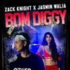 jack knight x Jasmin walia bom digy DJ ROHIT MIX